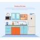 Kitchen - GraphicRiver Item for Sale