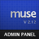 Muse- Professional, Responsive, Unlimited Colors  Free Download