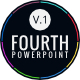 Fourth - 2 Version Powerpoint Template - GraphicRiver Item for Sale