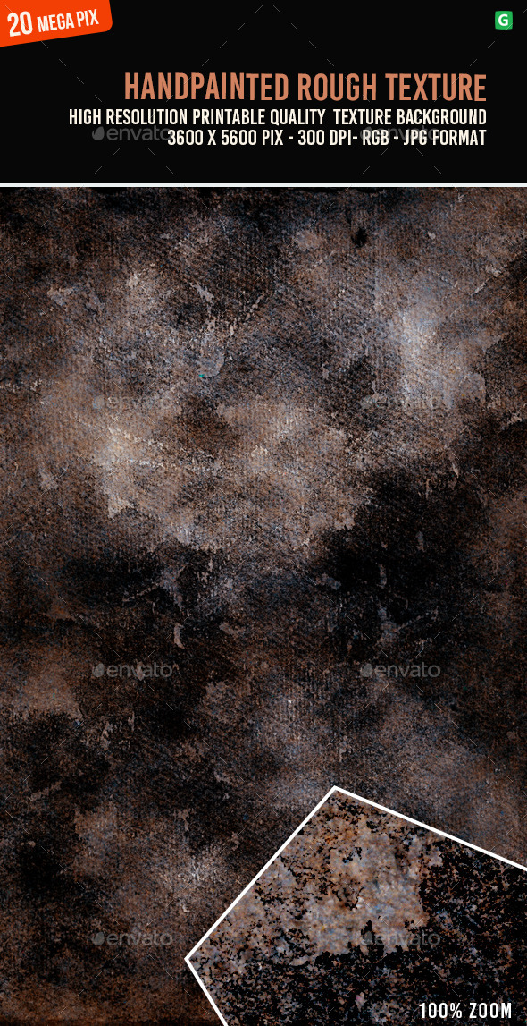 GraphicRiver Handpainted Rough Texture 080 11587019
