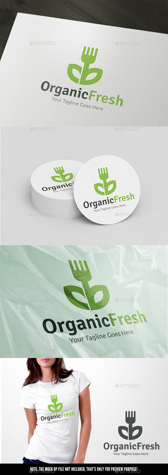 GraphicRiver Organic Fresh 11587212