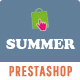 Summer - Responsive Prestashop Theme - ThemeForest Item for Sale