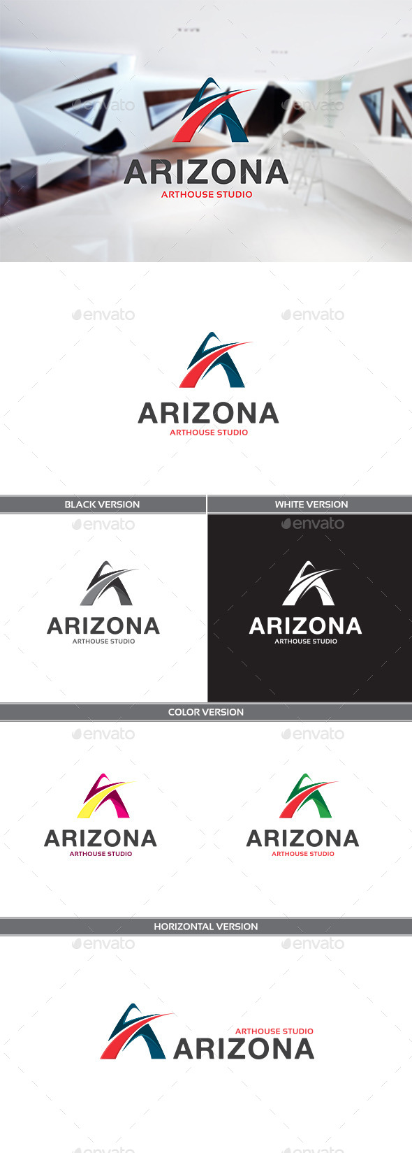 GraphicRiver Arizona 11588272