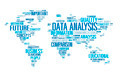 Data Analysis Analytics Comparison Information Networking Concep
