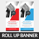 Corporate Business Rollup Banners Psd - GraphicRiver Item for Sale