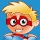 Super Kid Character - GraphicRiver Item for Sale