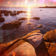 Greece sunset - PhotoDune Item for Sale