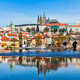 Gradchany Prague Castle and St. Vitus Cathedral - PhotoDune Item for Sale