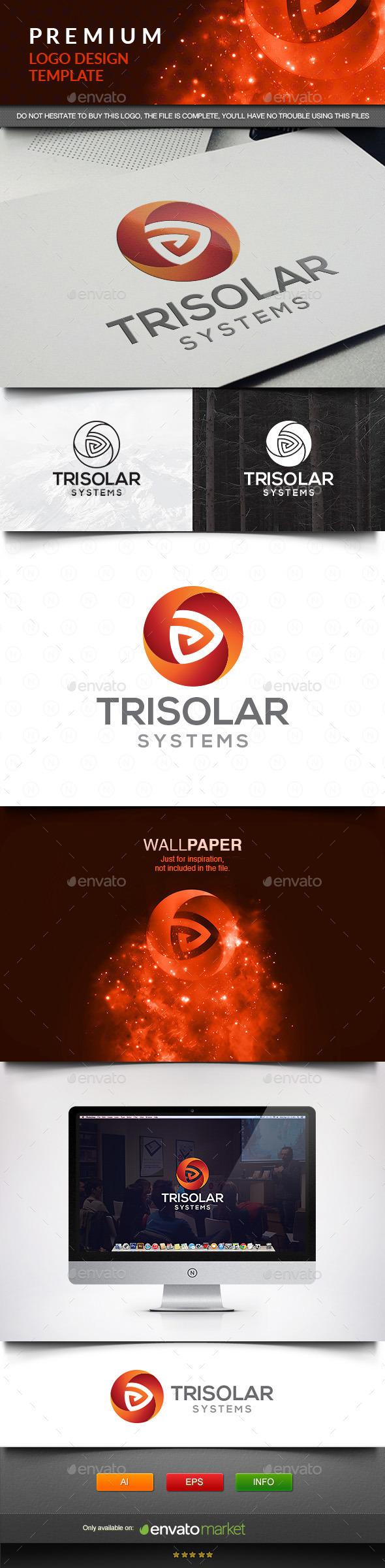 GraphicRiver Tri Solar 11577816