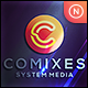 Comixes Systems - GraphicRiver Item for Sale