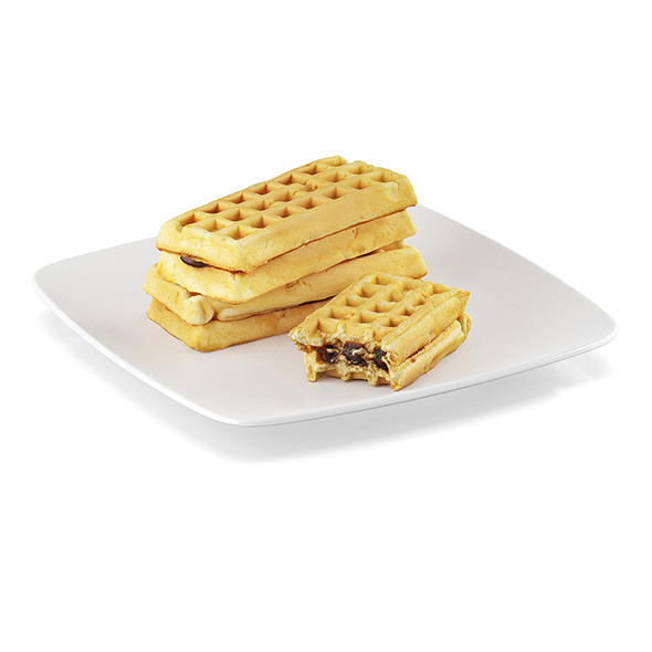 3DOcean Waffles with filling 11589250