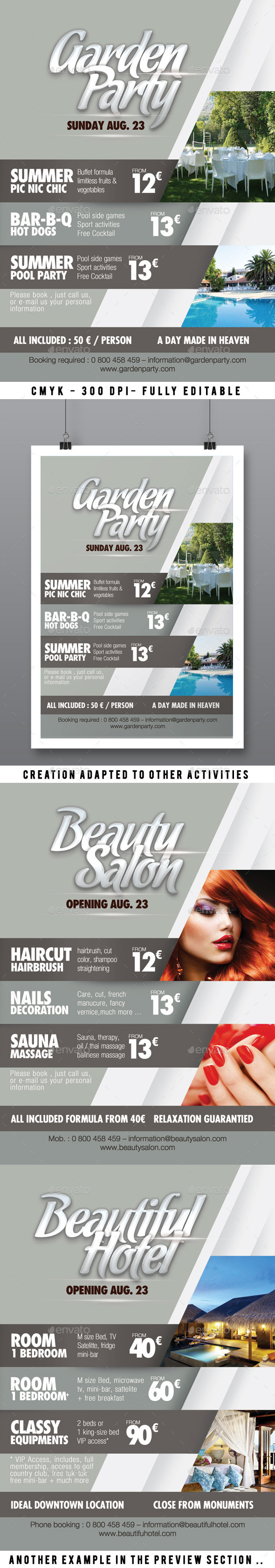 GraphicRiver Multi Purpose Flyer 11589472
