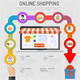 Online Shopping Concept - GraphicRiver Item for Sale