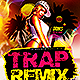 Trap Remix Summer Party I Flyer Template PSD - GraphicRiver Item for Sale