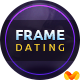 Frame Dating - Social Dating Network PSD - ThemeForest Item for Sale