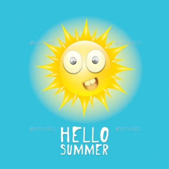 GraphicRiver Hello Summer 11590390