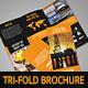 Offshore Tri-fold Brochure - GraphicRiver Item for Sale