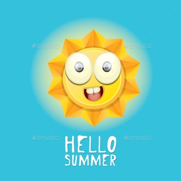 GraphicRiver Hello Summer 11590423