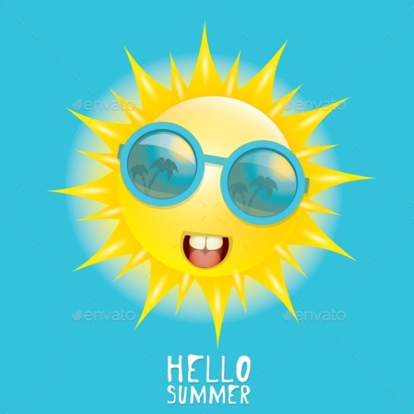 GraphicRiver Hello Summer 11590437