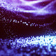 Blue Waves Of Particles - VideoHive Item for Sale