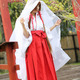 Japanese Women in Traditional Dress Miko - PhotoDune Item for Sale