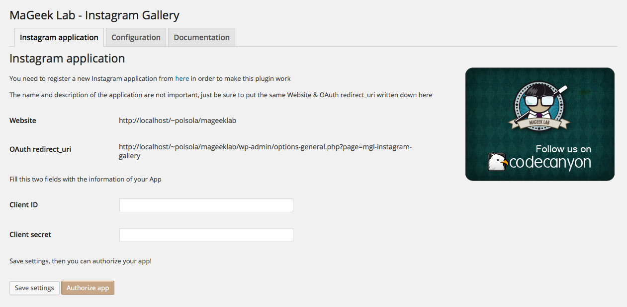 Instagram Photo & Video Gallery WordPress