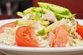Healthy shrimp salad - PhotoDune Item for Sale