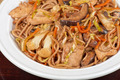 buckwheat noodles with chicken - PhotoDune Item for Sale