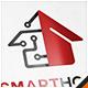 Smart Tech Home Logo - GraphicRiver Item for Sale