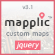 Mapplic - Custom Interactive Map jQuery Plugin - CodeCanyon Item for Sale