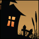 Halloween spooky house - GraphicRiver Item for Sale