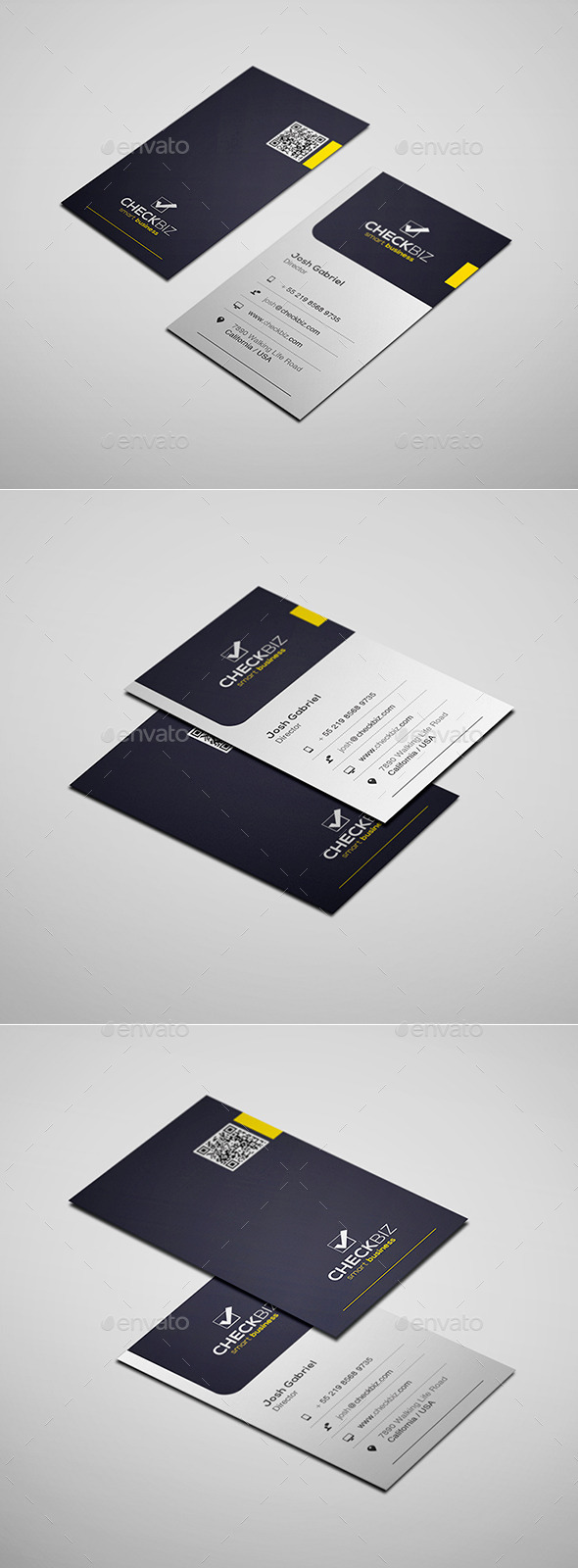 GraphicRiver Business Card Vol 14 11592743