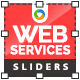 Ecommerce service Sliders - 2 Designs - GraphicRiver Item for Sale
