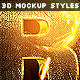 3D Epic Text Effects - GraphicRiver Item for Sale
