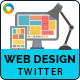 Web Design Twitter Header - GraphicRiver Item for Sale