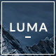 LUMA - Creative Multi-Purpose Muse Template - ThemeForest Item for Sale
