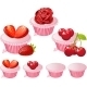 Pink Cupcake - GraphicRiver Item for Sale