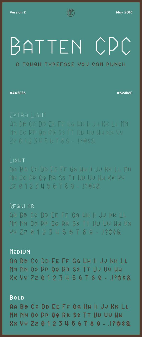 GraphicRiver Batten CPC 11594852