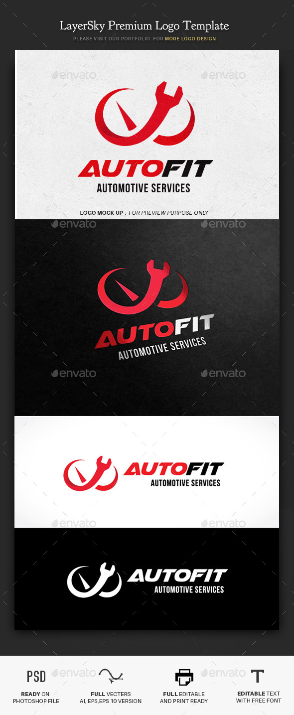 GraphicRiver Auto Fit 11596080