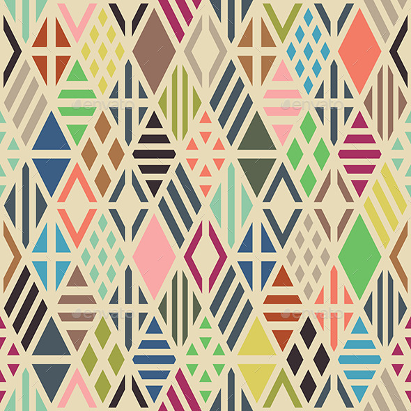 GraphicRiver Geometric Pattern 11603067