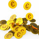 Euro Coins Represents Prosperity Euros And Financing - PhotoDune Item for Sale