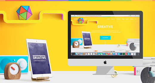 Digital  |  Creative Agency Themes