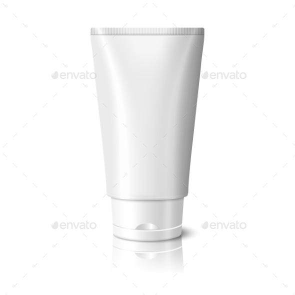 GraphicRiver Tube For Cosmetics Cream 11604614