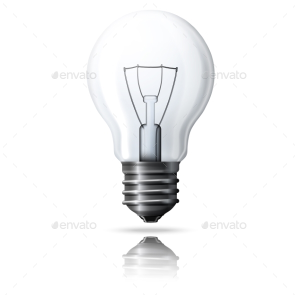 GraphicRiver Light Bulb 11604623