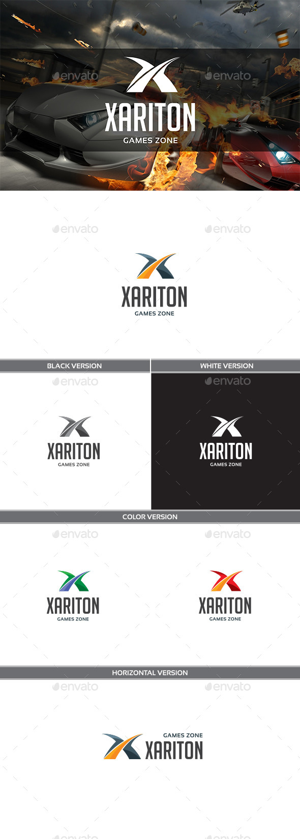 GraphicRiver Xariton 11606593