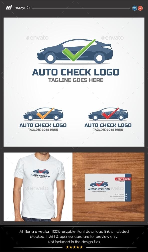 GraphicRiver Auto Check Logo 11606823