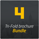 Tri-Fold Brochure Bundle - Multipurpose - GraphicRiver Item for Sale
