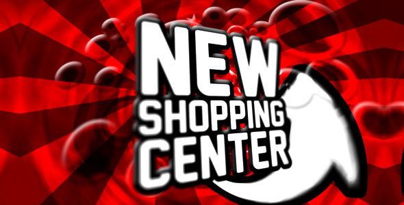After Effects Project - VideoHive Shopping Center 142891