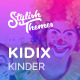 KIDIX - A Kindergarten WordPress Theme