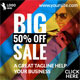 Big Sale Web Banners - GraphicRiver Item for Sale